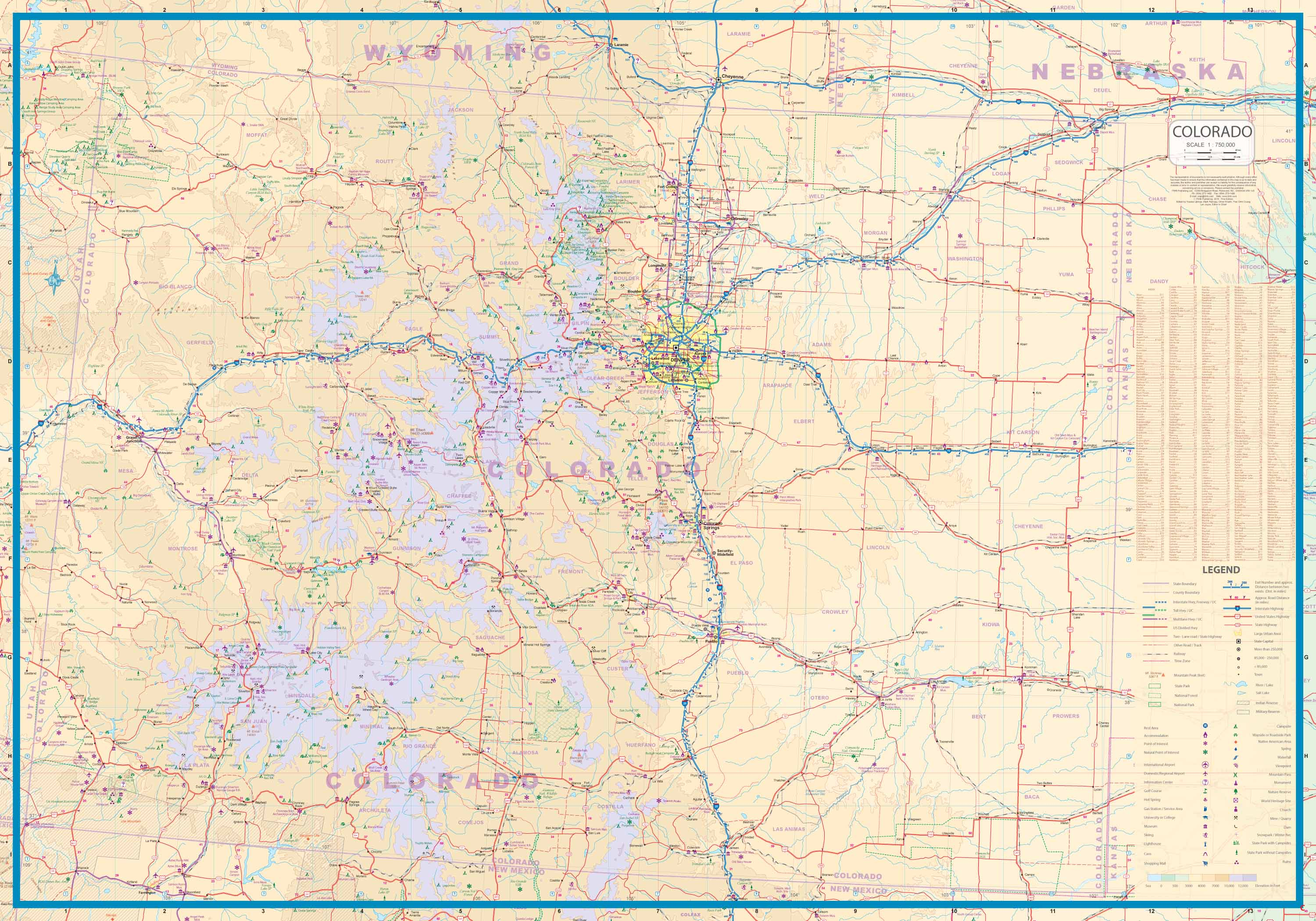 Maps for travel, City Maps, Road Maps, Guides, Globes, Topographic Maps